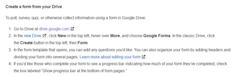 google docs survey 240x180